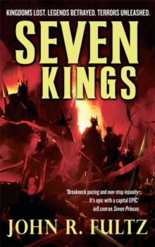 Seven Kings, Paperback Book