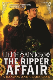 The Ripper Affair, Paperback