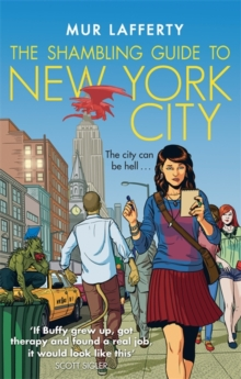 The Shambling Guide to New York City, Paperback