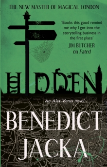 Hidden : An Alex Verus Novel, Paperback