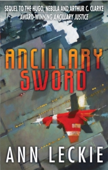 Ancillary Sword, Paperback Book