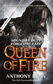 Queen of Fire, Paperback