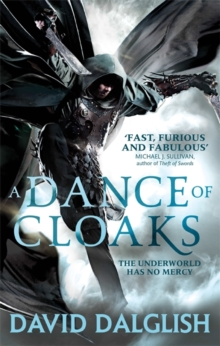 A Dance of Cloaks, Paperback