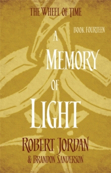 A Memory of Light, Paperback