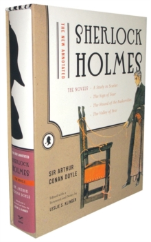 The New Annotated Sherlock Holmes : The Novels v. 3, Hardback Book