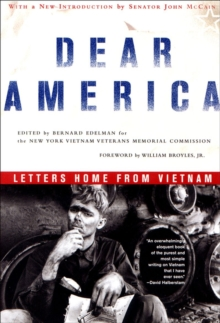 Dear America : Letters Home from Vietnam, Paperback Book