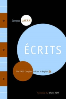 Ecrits : The First Complete Edition in English, Paperback
