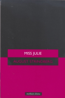 Miss Julie, Paperback