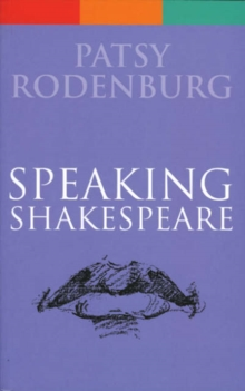 Speaking Shakespeare, Paperback