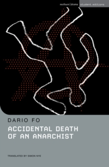Accidental Death of an Anarchist, Paperback