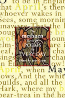 The Methuen Book of Poems for Every Day, Hardback