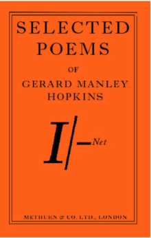 Selected Poems of Gerard Manley Hopkins, Paperback