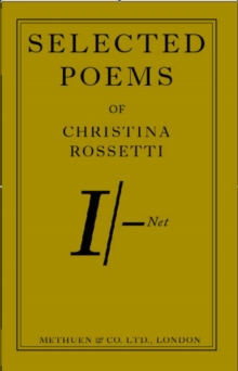 Twenty Poems from Christina Rossetti, Paperback Book