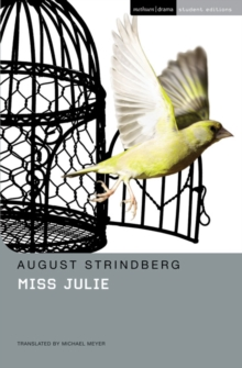 Miss Julie, Paperback Book