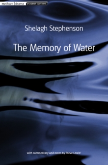 The Memory of Water, Paperback