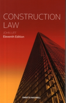 Construction Law, Paperback