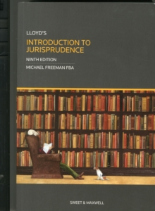Lloyd's Introduction to Jurisprudence, Paperback