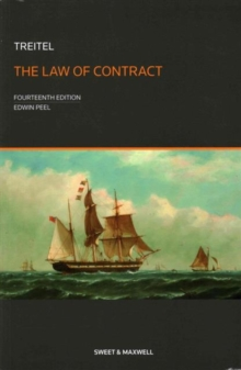 Treitel on the Law of Contract, Paperback
