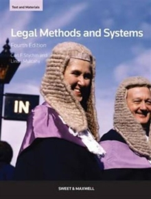 Legal Methods and Systems : Text and Materials, Paperback