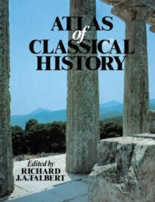 Atlas of Classical History, Paperback Book