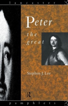 Peter the Great, Paperback