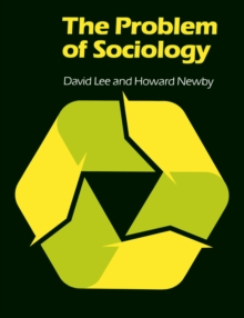 The Problem of Sociology, Paperback