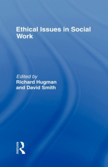 Ethical Issues in Social Work, Paperback