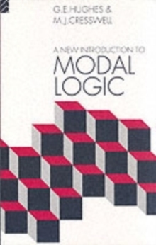 A New Introduction to Modal Logic, Paperback