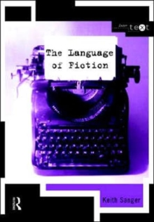 The Language of Fiction, Paperback Book