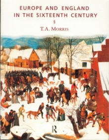 Europe and England in the Sixteenth Century, Paperback