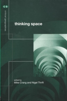 Thinking Space, Paperback