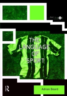 The Language of Sport, Paperback