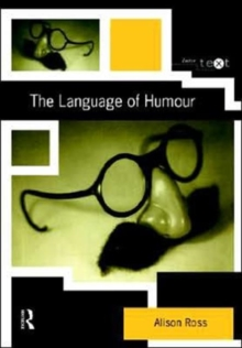 The Language of Humour, Paperback Book