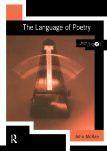 The Language of Poetry, Paperback