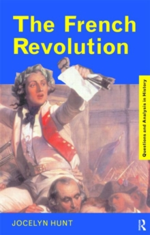 The French Revolution, Paperback