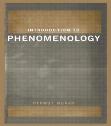 Introduction to Phenomenology, Paperback