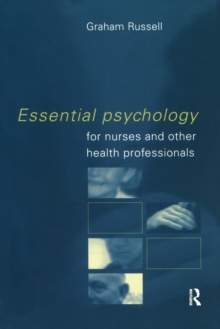 Essential Psychology for Nurses, Paperback Book