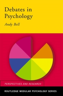 Debates in Psychology, Paperback