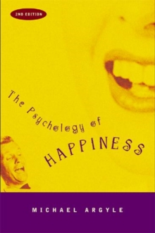 The Psychology of Happiness, Paperback Book