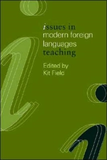 Issues in Modern Foreign Languages Teaching, Paperback