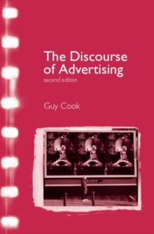 The Discourse of Advertising, Paperback
