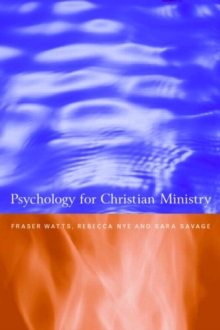 Psychology for Christian Ministry, Paperback