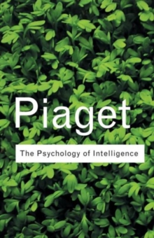 The Psychology of Intelligence, Paperback
