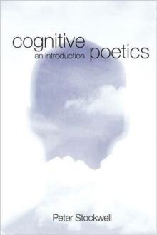 Cognitive Poetics : An Introduction, Paperback