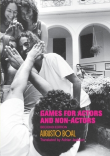 Games for Actors and Non-actors, Paperback
