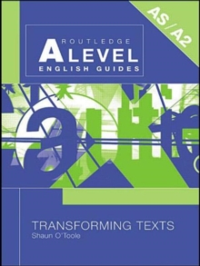Transforming Texts, Paperback