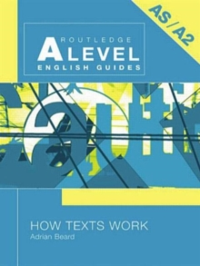 How Texts Work, Paperback Book