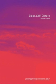 Class, self, culture, Paperback Book