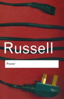 Power : A New Social Analysis, Paperback