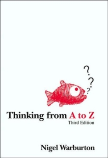Thinking from A to Z, Paperback Book